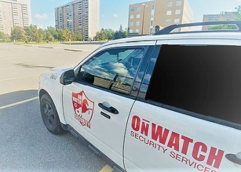 Brampton security guard company On Watch Security Services