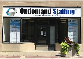 St Catharines employment agency On Demand Staffing