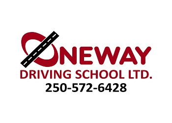 Kamloops driving school ONE WAY DRIVING SCHOOL Ltd.