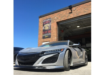 Mississauga auto body shop One World Auto Service