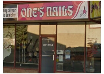 Medicine Hat nail salon One's Nails