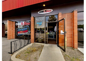 Red Deer gym One-to-1 Fitness