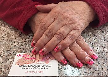 Trois Rivieres nail salon Ongles Jackie