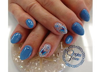 Saint Hyacinthe nail salon Ongles Josee