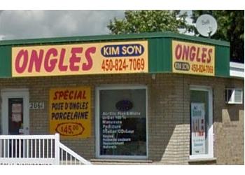 Terrebonne nail salon Ongles Kim Son