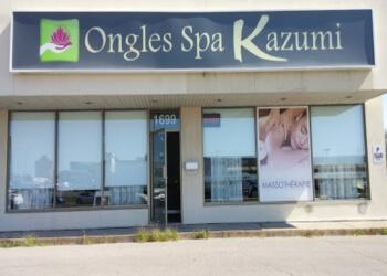 Laval spa Ongles Spa Kazumi Inc.