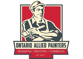 Brantford painter Ontario Allied Painters