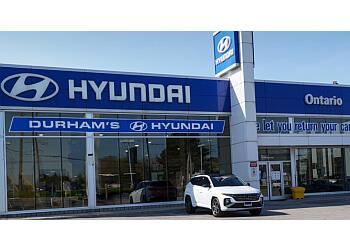 Whitby car dealership Ontario Hyundai