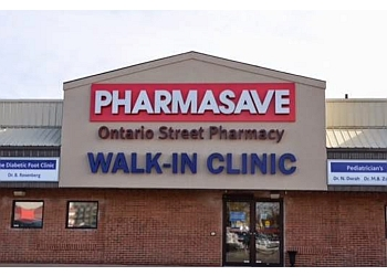 St Catharines urgent care clinic Ontario Street Medical Centre