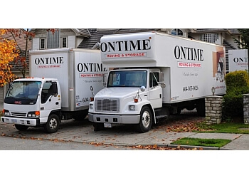 Port Coquitlam moving company Ontime Moving & Storage
