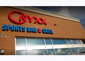 Brampton sports bar Onyxx Sports Bar & Grill