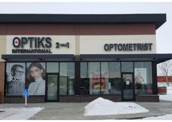 Medicine Hat optician Optiks International