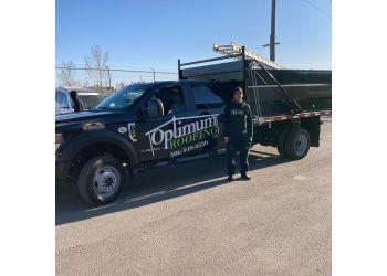 Regina roofing contractor Optimum Roofing, Inc.