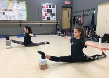 Laval dance school Option Dance Claire Comeau