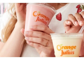 Regina juice bar Orange Julius