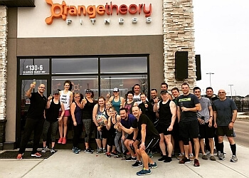 Red Deer gym Orangetheory Fitness