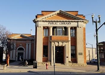 Orangeville landmark Orangeville Public Library - Main Branch