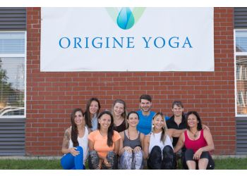 Saint Jean sur Richelieu yoga studio Origine Yoga