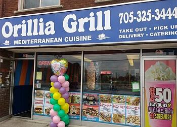 Orillia mediterranean restaurant Orillia Grill Mediterranean Cuisine