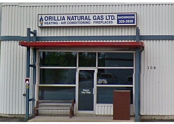 Orillia hvac service Orillia Natural Gas Ltd.