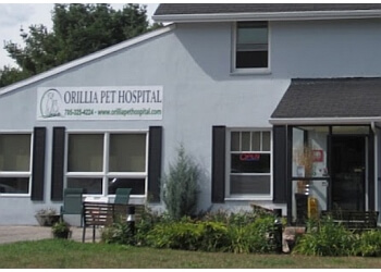Orillia veterinary clinic Orillia Pet Hospital