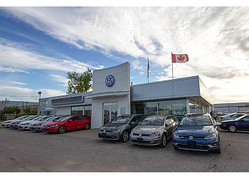 Orillia car dealership Orillia Volkswagen