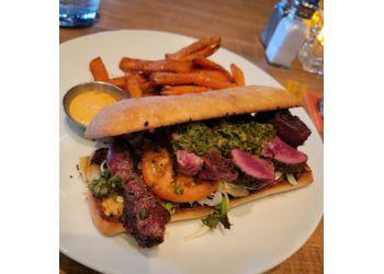 Port Coquitlam sports bar Orrange Kitchen + Bar