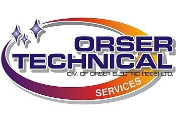 Orillia electrician Orser Technical Services