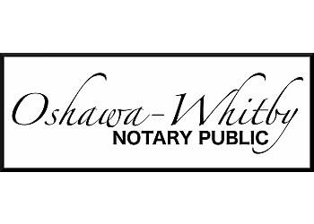 Oshawa-Whitby Notary Public