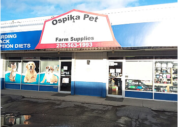 Prince George pet grooming Ospika Pet And Farm Supplies