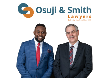 Calgary business lawyer Osuji & Smith Lawyers