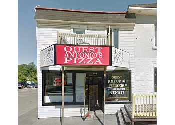 Laval pizza place Ouest Antonio's Pizza