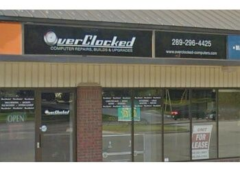Niagara Falls computer repair Overclocked Computers