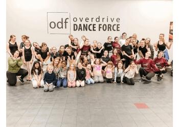 St Albert dance school Overdrive Dance Force