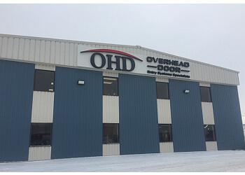 Grande Prairie garage door repair Overhead Door Co.