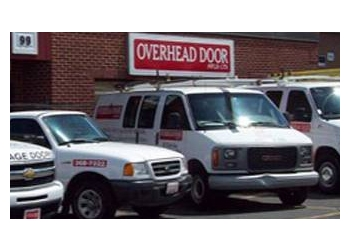 St Johns garage door repair Overhead Door (Newfoundland) Limited.