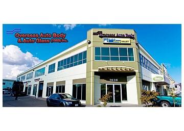 Overseas Auto Body  Inc
