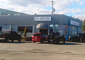 Sudbury sports bar Overtime Sports Bar and Grill