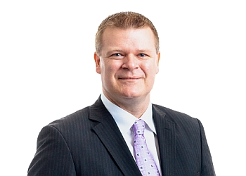 Grande Prairie business lawyer Owen A. Lewis