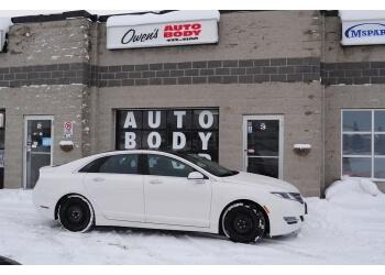 Stratford auto body shop Owen's Auto Body