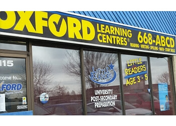 Saskatoon tutoring center Oxford Learning