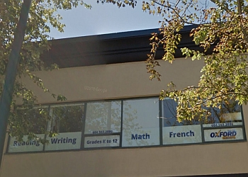 Vancouver tutoring center Oxford Learning