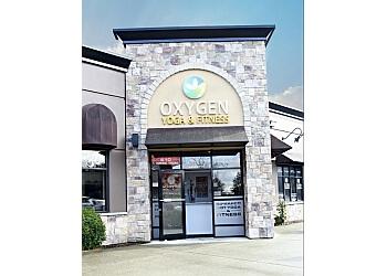Langley yoga studio Oxygen Yoga and Fitness