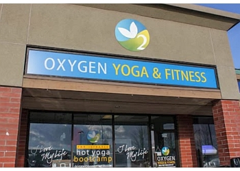 Port Coquitlam yoga studio OXYGEN YOGA AND FITNESS
