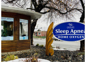Kamloops sleep clinic Oxylife Respiratory Services