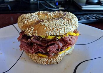 Brossard bagel shop Oze Bagel Plus Inc.