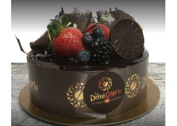 Saint Hyacinthe cake Pâtisserie la Demi-Calorie