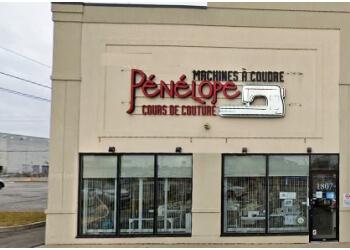 Laval sewing machine store Pénélope machines à coudre