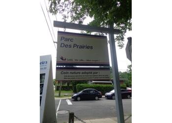 Laval hiking trail PARC DES PRAIRIES
