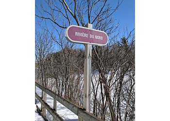 Saint Jerome hiking trail PARC RÉGIONAL DE LA RIVIÈRE-DU-NORD